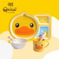 FACE B.Duck 儿童餐盘B套装 (5合1)