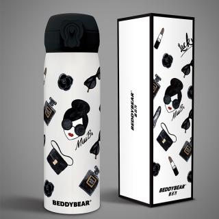 杯具熊幸运女神保温瓶