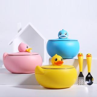 FACE B.Duck 注水保温碗
